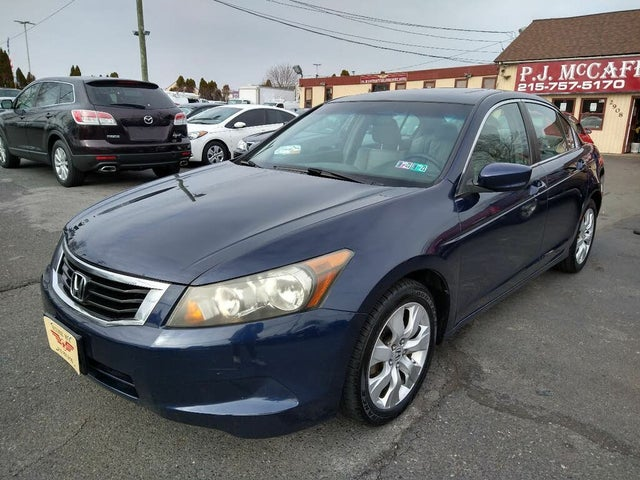 2008 Honda Accord EX-L with Nav