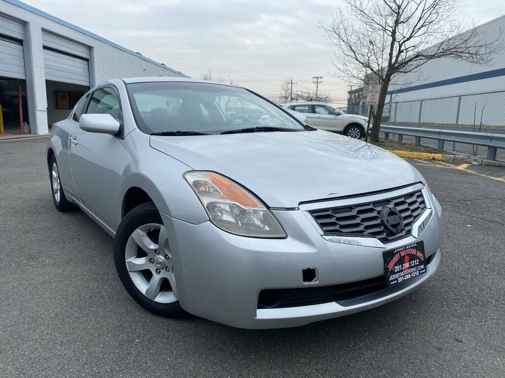 Used 2008 Nissan Altima Coupe For Sale Cargurus
