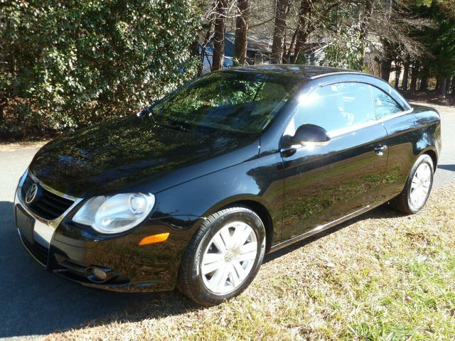 Used 2008 Volkswagen Eos Turbo For Sale Near You Cargurus