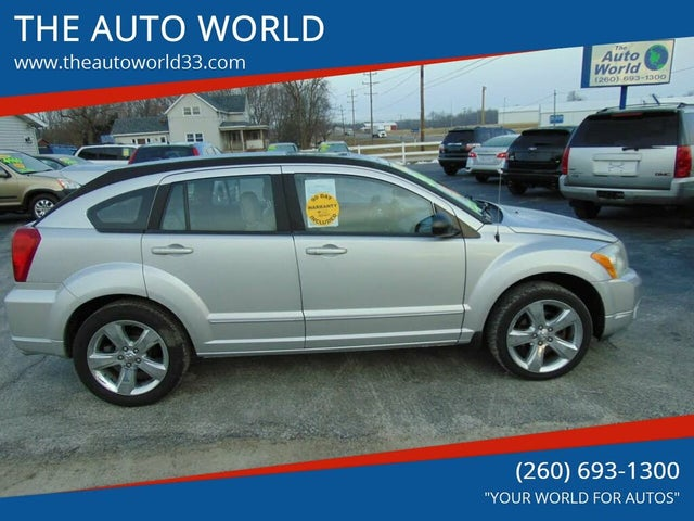 2010 Dodge Caliber Rush FWD