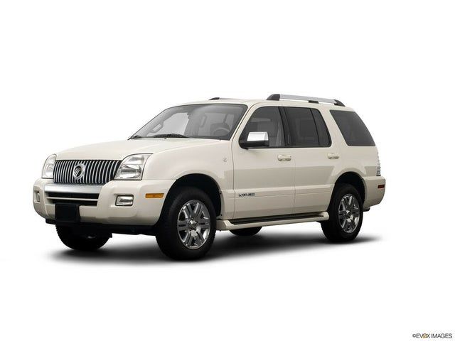 2008 Mercury Mountaineer V6 Premier RWD