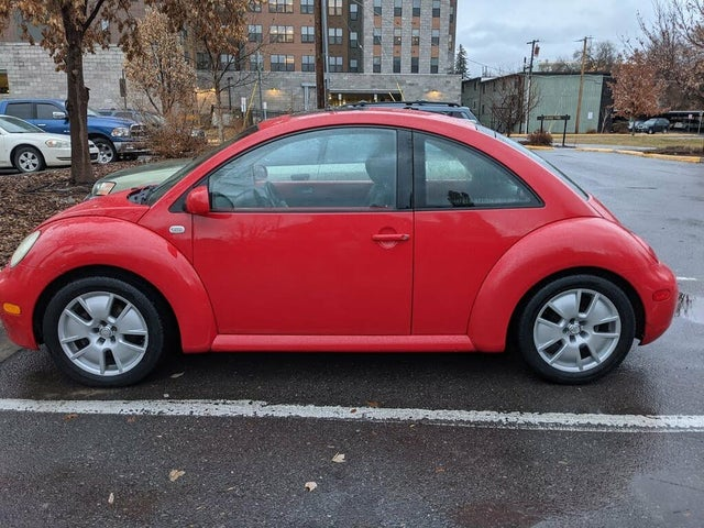 2002 Volkswagen Beetle Turbo S