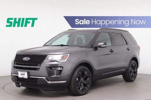 2019 Ford Explorer Sport AWD