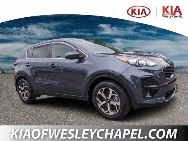 2020 Kia Sportage LX FWD