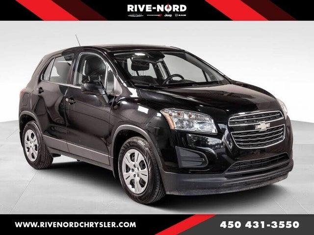 2016 Chevrolet Trax LS FWD