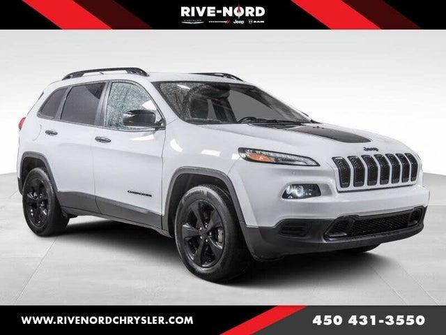 2017 Jeep Cherokee Sport Altitude 4WD