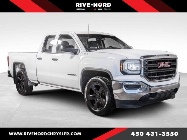 2019 GMC Sierra 1500 Limited Double Cab 4WD