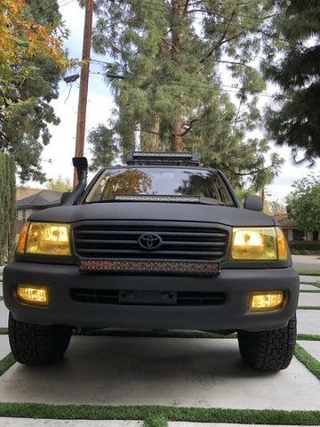 2000 Toyota Land Cruiser 4WD