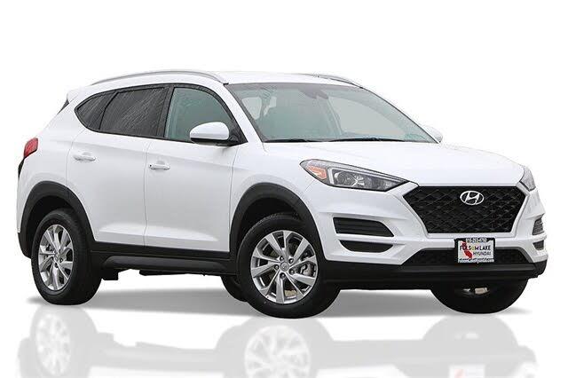 2021 Hyundai Tucson Value FWD