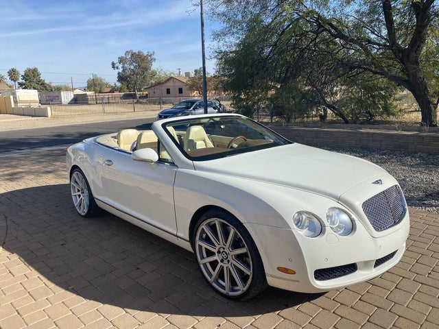 2007 Bentley Continental GTC W12 AWD