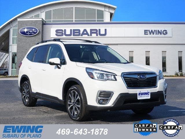 2019 Subaru Forester 2.5i Limited AWD