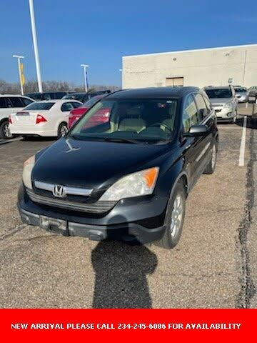 2007 Honda CR-V EX AWD