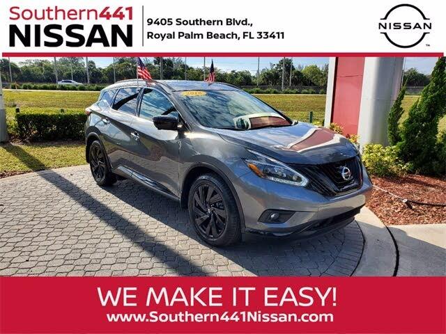 2018 Nissan Murano SL FWD