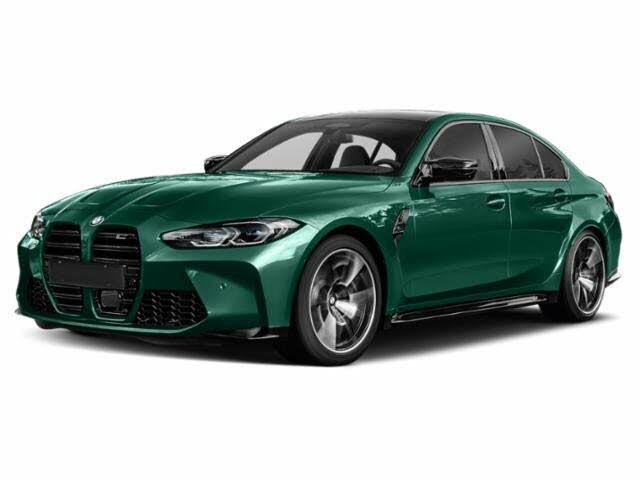2021 BMW M3 RWD