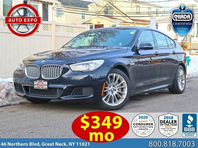 Used Bmw 5 Series Gran Turismo For Sale In New York Ny Cargurus