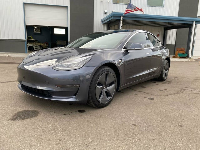 2019 Tesla Model 3 Performance AWD