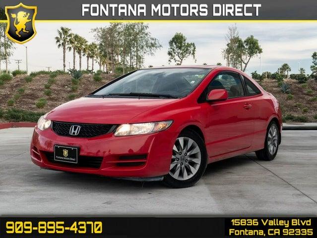 2011 Honda Civic Coupe EX-L