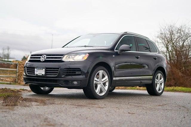 2014 Volkswagen Touareg Execline