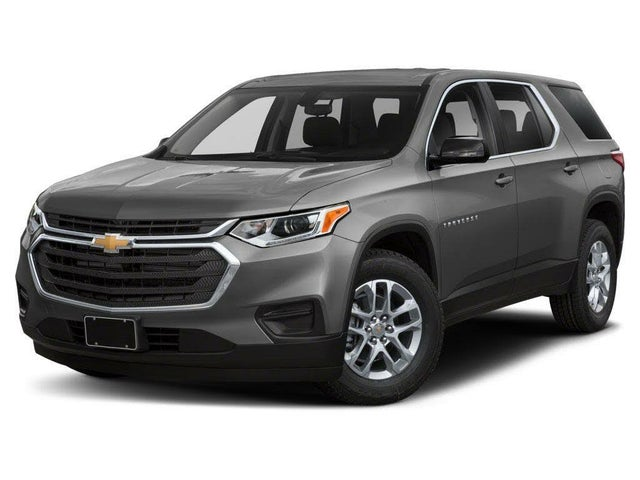 2021 Chevrolet Traverse LS AWD