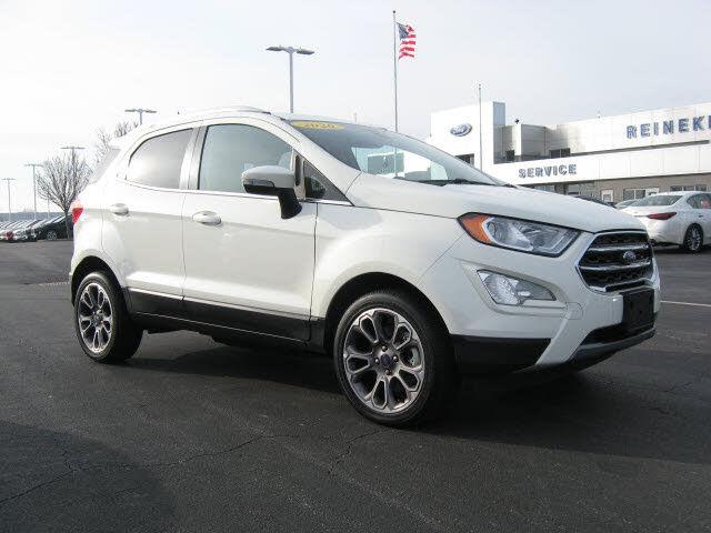 2020 Ford EcoSport Titanium FWD