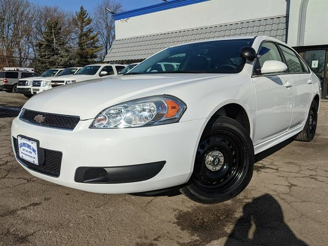 2014 Chevrolet Impala Limited Police FWD