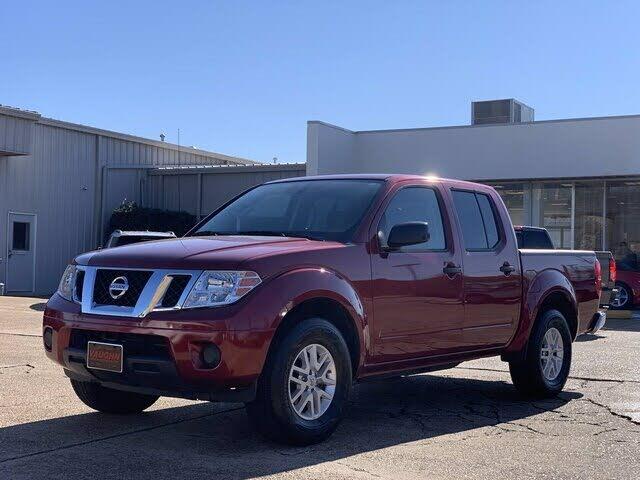 2019 Nissan Frontier SV V6 Crew Cab RWD