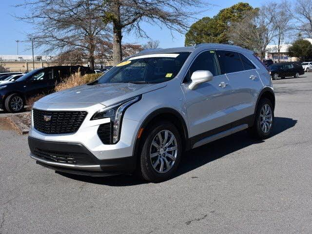 2020 Cadillac XT4 Premium Luxury FWD