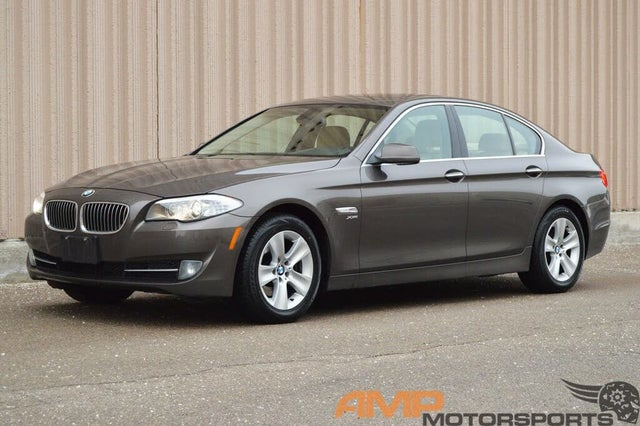 2012 BMW 5 Series 528i xDrive Sedan AWD