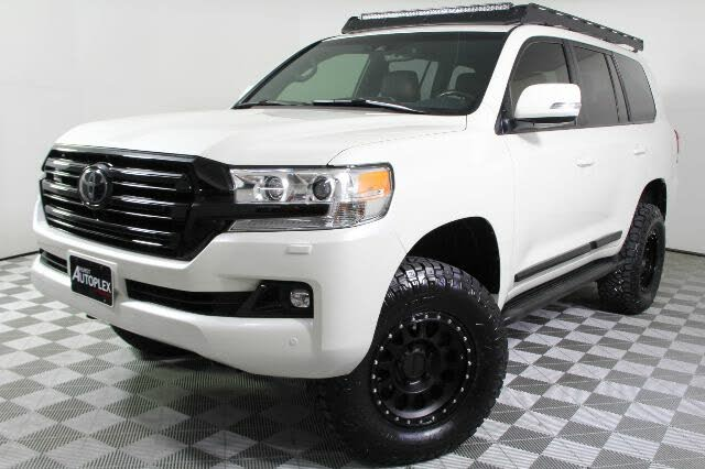 2019 Toyota Land Cruiser AWD