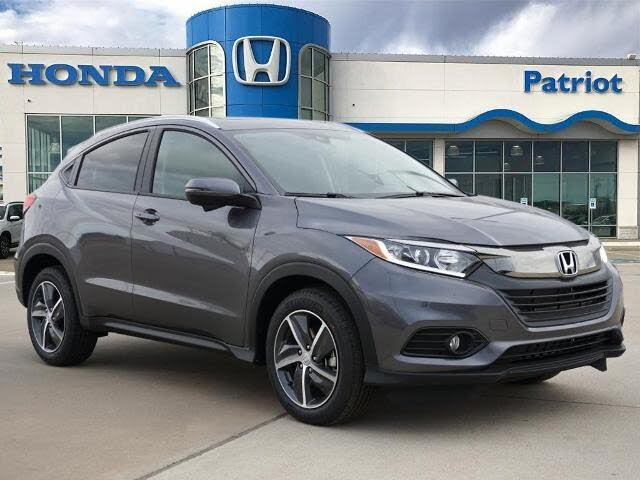 2021 Honda HR-V EX FWD