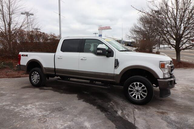 2020 Ford F-250 Super Duty King Ranch Crew Cab LB 4WD