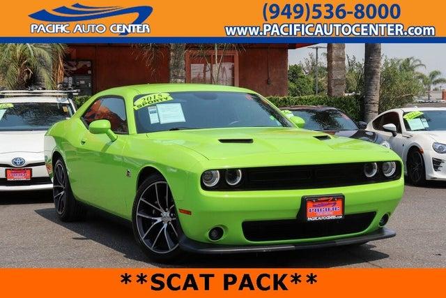 2015 Dodge Challenger R/T Scat Pack RWD