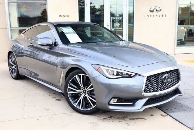 2020 INFINITI Q60 3.0t Pure Coupe RWD