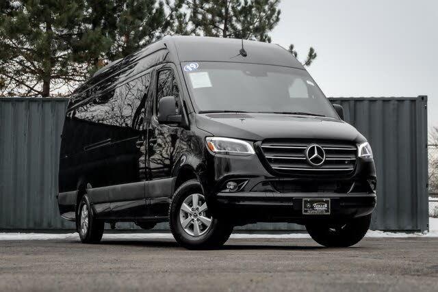 2019 Mercedes-Benz Sprinter Cargo 2500 170 V6 High Roof Extended RWD