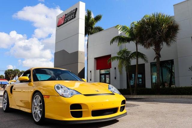 2004 Porsche 911 GT2 Turbo