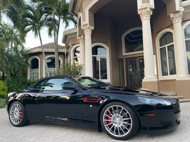 2005 Aston Martin DB9 Volante Convertible RWD
