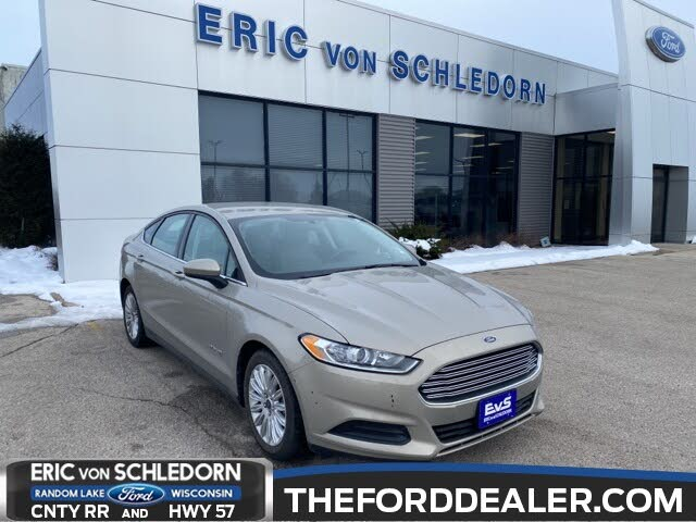 2015 Ford Fusion Hybrid S FWD