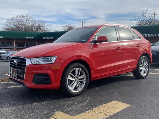2017 Audi Q3 2.0T Premium Plus FWD