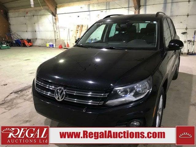 2012 Volkswagen Tiguan Trendline
