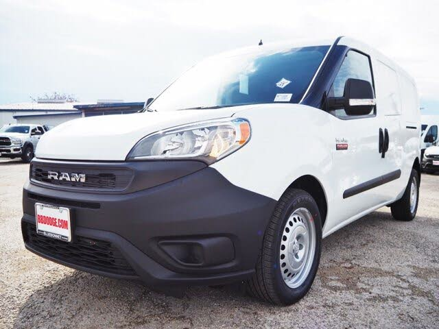 2021 RAM ProMaster City Tradesman Cargo Van FWD