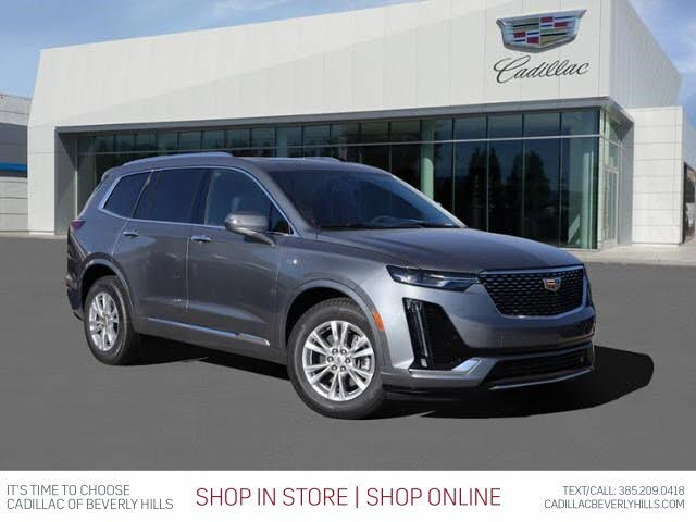 2021 Cadillac XT6 Luxury FWD
