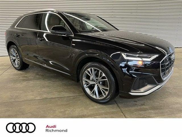 2021 Audi Q8 3.0T quattro Progressiv AWD