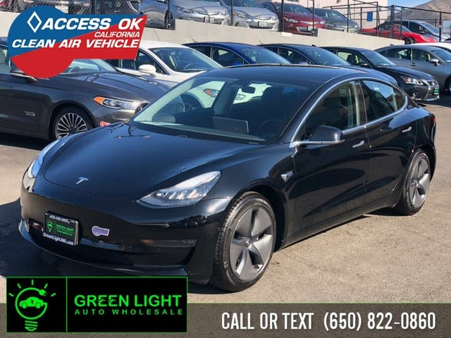 2019 Tesla Model 3 Standard Plus RWD