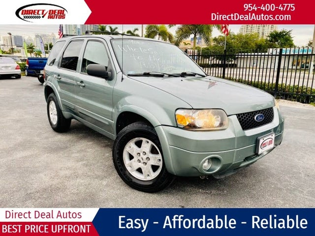 2006 Ford Escape Limited FWD