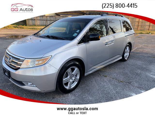 2011 Honda Odyssey Touring Elite FWD