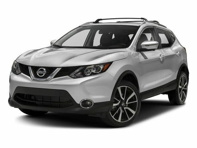 2018 Nissan Rogue Sport SL AWD