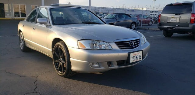 2002 Mazda Millenia 4 Dr S Supercharged Sedan