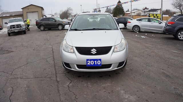 2010 Suzuki SX4 LE Popular