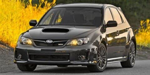 2012 Subaru Impreza WRX