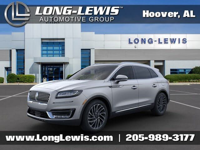 2020 Lincoln Nautilus Reserve FWD